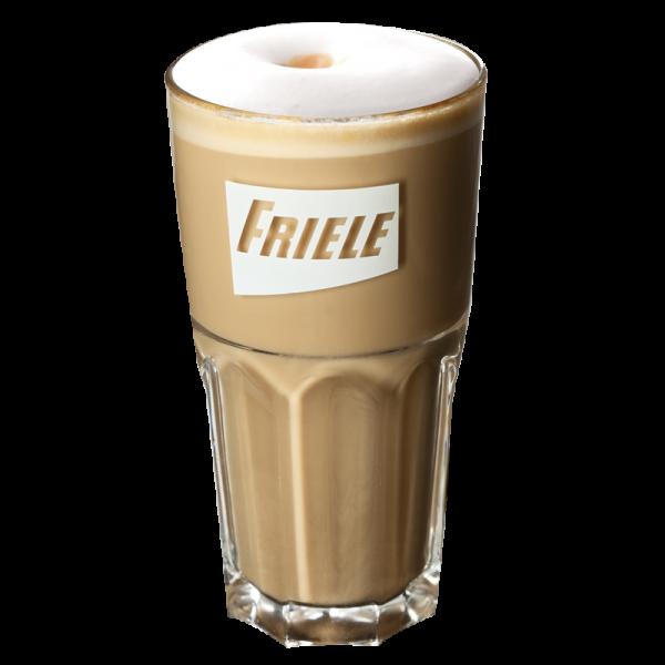 1671090 Latteglass M Friele Logo 31cl