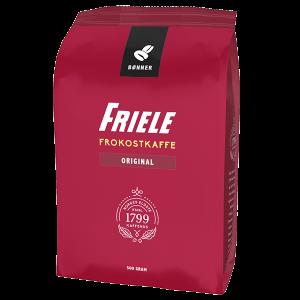 Friele Frokostkaffe, hel, 12x500g