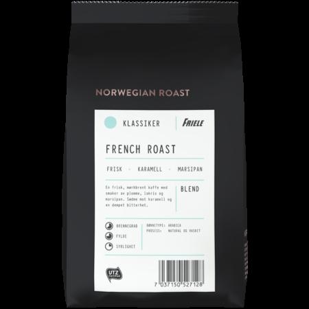 1670706 Friele Nprwegian roast french roast HEL 500g