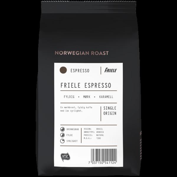 1670707 Friele NR Espresso HEL 500g
