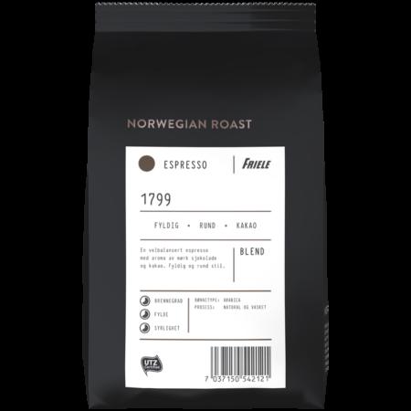 1670708 Friele NR Espresso 1799 HEL 500g