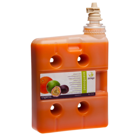 1670814 Zengo Passoguava Juice 4x3L