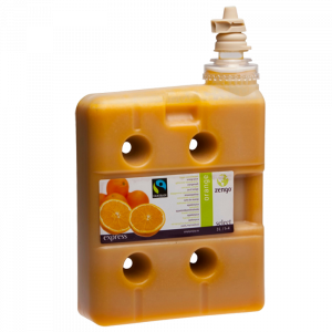 Zengo Fairtrade appelsinjuice  4x3 liter
