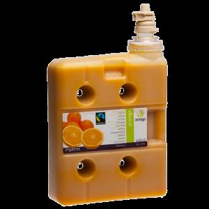 Zengo Fairtrade appelsinjuice  4x3 liter