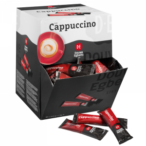 Porsjonspakker cappuccino 80x12,5 gram