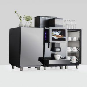 FRANKE A800 - vår største helautomatiske espressomaskin
