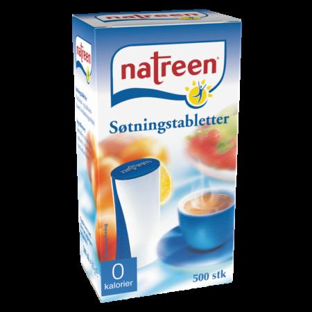 4008819 Natreen Tabletter 12x500stk