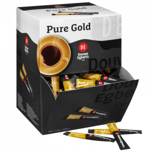 Pulverkaffe Gold, sticks 200 stk