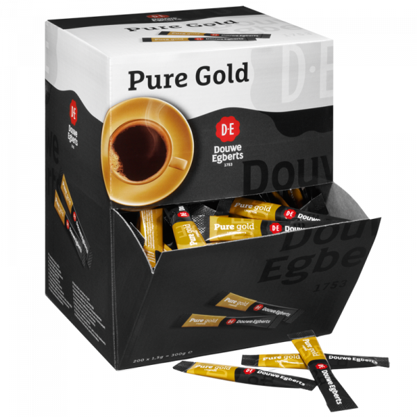 4011331 Instant Kaffe Pure Gold 200stk