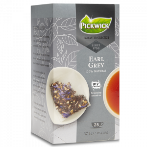 Pickwick Tea Master Selection Earl Grey,  3x25 stk