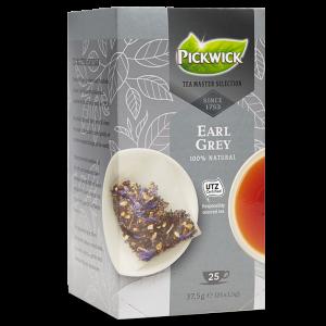Pickwick Tea Master Selection Earl Grey,  3x25 stk