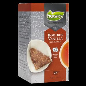 Pickwick Tea Master Selection Rooibush Vanilla,  3x25 stk