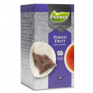 Pickwick Tea Master Selection Forest Fruit, 3x25 stk