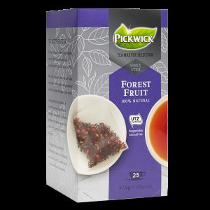 Pickwick Tea Master Selection Forest Fruit, 3x25 stk