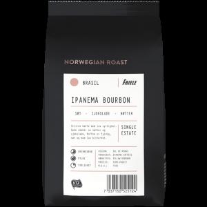 Norwegian Roast Ipanema Bourbon Brasil, hel, 12x500g