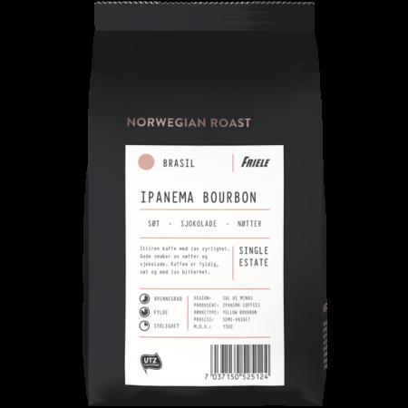 4045990 Friele Norwegian Roast Ipanema Bourbon HEL 500g