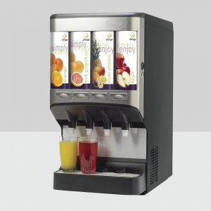 ZENGO EXPRESS 4 juicedispenser