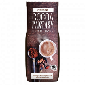 COCOA FANTASY Hot Choc Powder UTZ