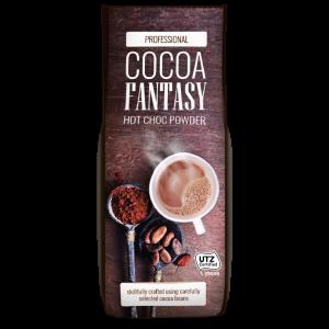 COCOA FANTASY Hot Choc Powder UTZ