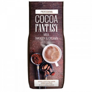 COCOA FANTASY Milk, Smooth & Creamy