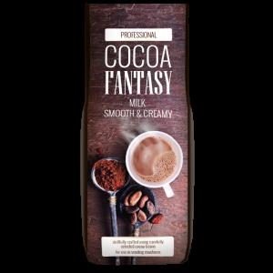 COCOA FANTASY Milk, Smooth & Creamy