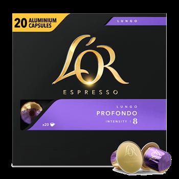 Douwe Egberts L Or Profondo 20 Koffiecapsules
