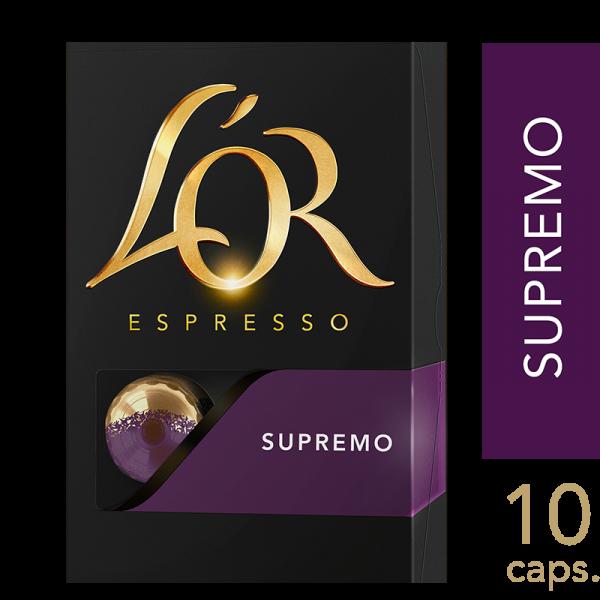 Lor Caps Supremo 1x10 Plp